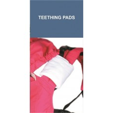 * CuddleMe - Lite Carrier Teething Pads