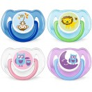 Philips Avent - Soother Classic Twin Pack 6-18M *BEST BUY*