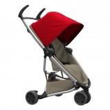 Quinny - Zapp Flex Stroller *Red on Sand* Pre-Order NOW
