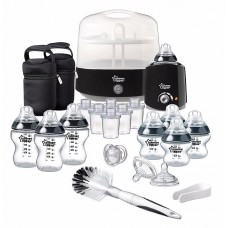 Tommee Tippee - Closer To Nature Complete Feeding Kit *Black*