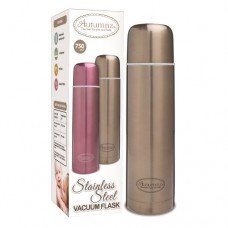 Autumnz - Stainless Steel Vacuum Flask 750ml *Metallic Gold*