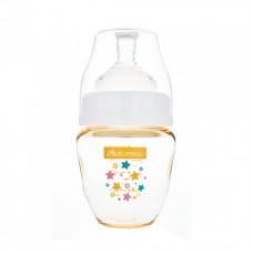 Autumnz - PPSU Wide Neck Feeding Bottle 4oz/120ml (Single) *Starry Sparkle*
