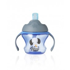 Tommee Tippee - Training Baby's 1st Straw Cup 9m+ (Blue)