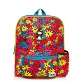 Babymel - Zip & Zoe Kid's Backpack Age 3+ (Floral Brights)
