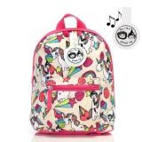 Babymel - Zip & Zoe Mini Backpack & Safety Harness / Reins Age 1-4 Years (Unicorn)