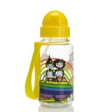 Babymel - Zip & Zoe Drinking Bottle with Straw (Rainbow)