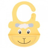 Autumnz - Adjustable Soft Silicone Bib *Sheep*