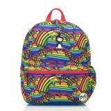 Babymel - Zip & Zoe Junior Backpack (Rainbow Multi)