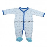 ABaby - Baby Romper Suit *Baby Elephant (Blue)* BEST BUY