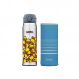 Thermos - Ultra Light Flask 600ml w Pouch (B Duck) JNL-602