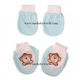 ABaby 3D Mitten Booties Set *Monkey*