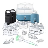 Tommee Tippee - Closer To Nature Complete Feeding Kit *Teal*