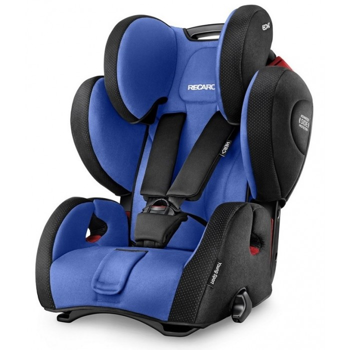 recaro young sport hero car seat saphir. Black Bedroom Furniture Sets. Home Design Ideas