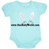 Jumping Beans - SS Romper *Bunny*