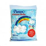 Pureen - Cotton Balls 2x100pcs *BEST BUY*