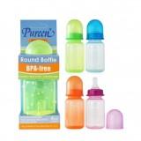 Pureen - Premium Round Bottle 4oz (PPRB-2) *BEST BUY*