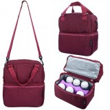 Autumnz - Posh Cooler Bag *Oxford* (Maroon)