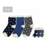 Hudson Baby - Children Socks 3pk (0-6M) *54631*