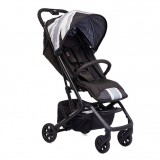 EasyWalker - Mini XS Stroller *Union Jack Vintage Black & White*