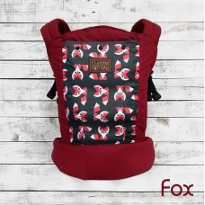 * CuddleMe - Lite Carrier *FOX*