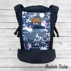* CuddleMe - Lite Carrier *RABBIT TALE*