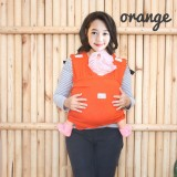 * CuddleMe - Easy Wrap *ORANGE*