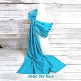 * CuddleMe - Air Sling *DEEP SKY BLUE*