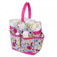 Autumnz Portable Diaper Caddy (City Chic)