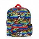 Babymel - Zip & Zoe Kid's Backpack Age 3+ (Rainbow Multi)