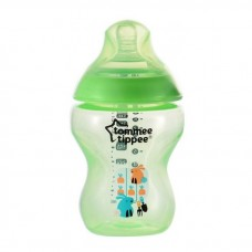 Tommee Tippee - Closer To Nature 9oz PP Tinted Bottle (Single) *Lime Green*