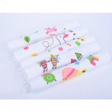 Autumnz - Baby Washcloths *Mixed Designs* (5pcs/pack)