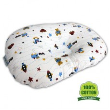 Bumble Bee - Dimple Pillow (Knit Fabric)