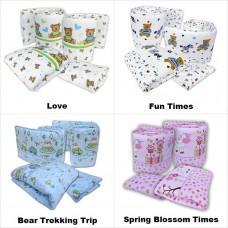 Bumble Bee - Nursing Pillow (Knit Fabric)