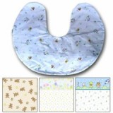 Bumble Bee - Extra Cover for Nursing Pillow (Knit Fabric)