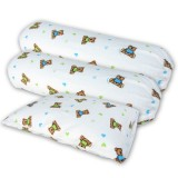 Bumble Bee - Pillow & Bolsters Set (Knit Fabric)