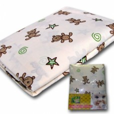 "Bumble Bee - Playpen Fitted Sheet (41""x28""x2"") *Knit Fabric*"