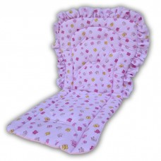 Bumble Bee - Stroller Pad (Knit Fabric)