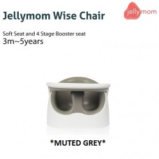 Jellymom - Wise Chair (Muted Grey)