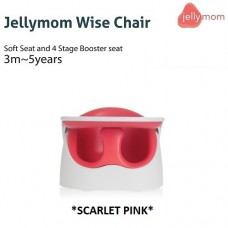 Jellymom - Wise Chair (Scarlet Pink)
