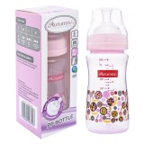 Autumnz - PP Wide Neck Feeding Bottle 8oz/240ml (Single) *Abstract*