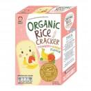 Apple Monkey - Organic Rice Cracker 30g *Strawberry Banana* BEST BUY