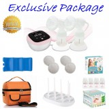 Autumnz - HYBRID DUO Double Electric Breastpump *EXCLUSIVE PACKAGE*