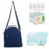 Autumnz - Classique Cooler Bag Complete Set *4pcs* (Bay Blue)
