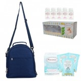 Autumnz - Classique Cooler Bag Complete Set (Bay Blue)