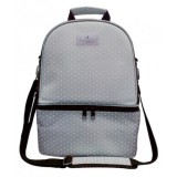 Tiny Touch Classic 2 in 1 Cooler Bag (Grey)