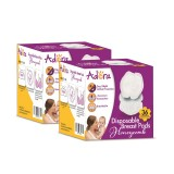 Adora - Disposable Breast Pad Honeycomb (36pcs/box) *2 Boxes*