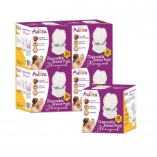 Adora - Disposable Breast Pad Honeycomb (36pcs/box) *5 Boxes*