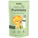 K-MOM - Natural Pureness Feeding Bottle Cleanser 500ml (Refill - Bubble Type) *BEST BUY*