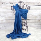 * CuddleMe - Air Sling *ROYAL BLUE*