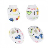 Autumnz - Mitten And Bootie Set (Ready, Get Set Go !) *BEST BUY*